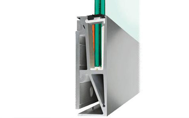 Q railing glasbalustrades qdp plastic product design for Product design agency