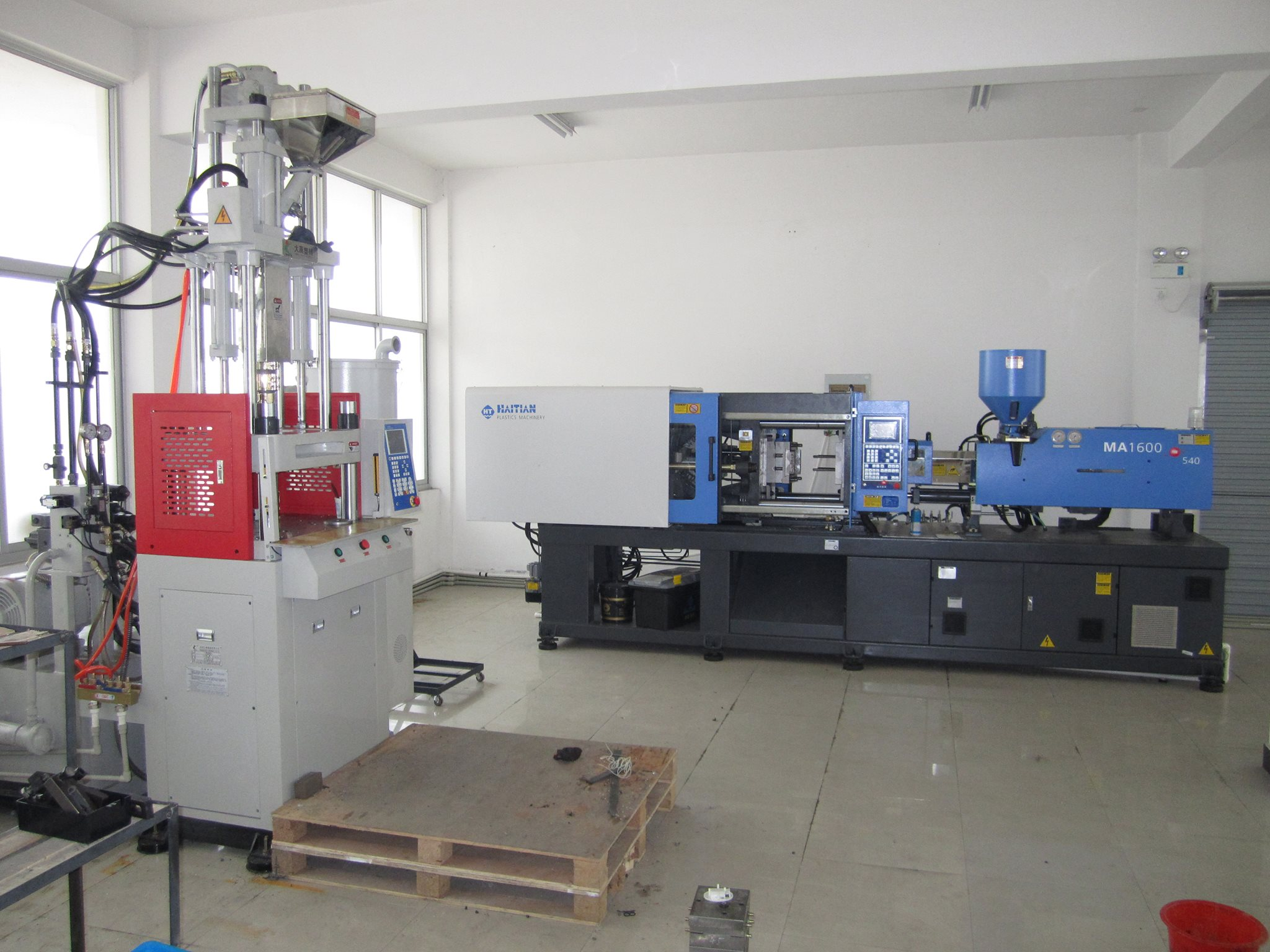 spuitgietmachines-qdp-china