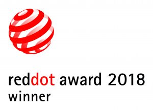 reddot award 2018 winner - qdp