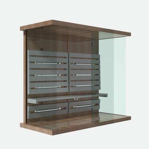 sauna concept ontwerp Nobel