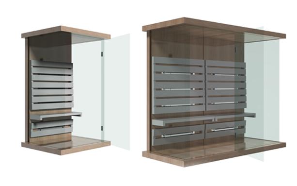 Nobel Sauna OntwerpNobel Saunas ontwerp