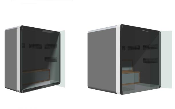 Nobel Saunas ontwerp