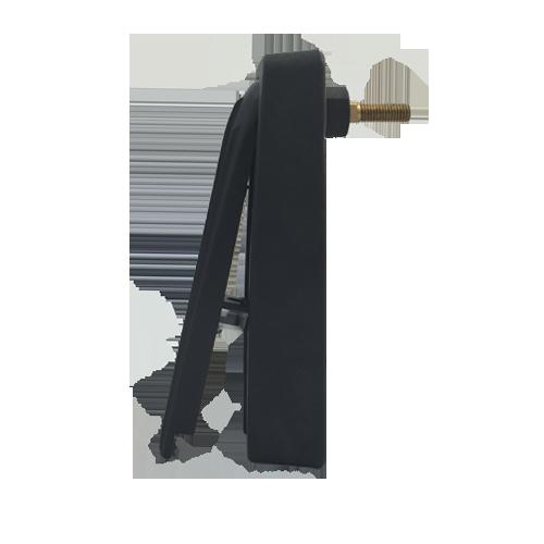 Elektronische deurhendel ontwikkeld en geproduceerd